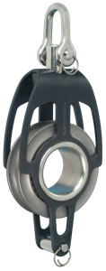 singles in becket Single 12 series block with becket and uc ball bearing sheave powerful 4 ( 102mm) sheave diameter runs on nomex(tm)/teflon(tm) composite bearing and .